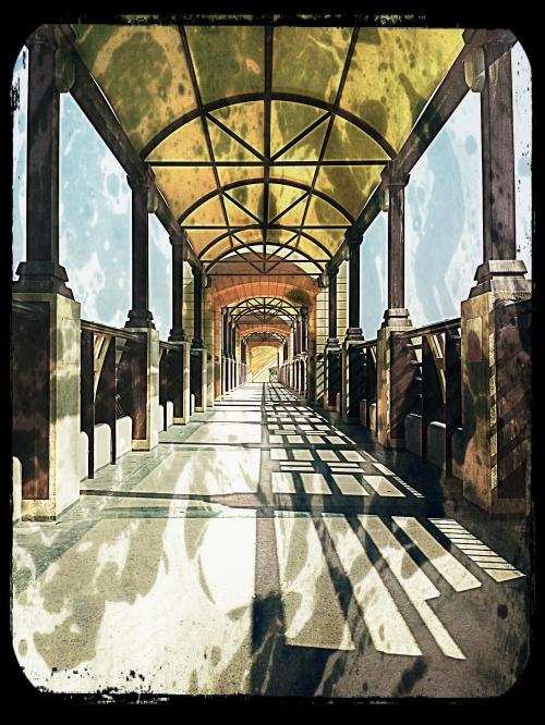 Andalus - Salmaniya Gardens Bridge